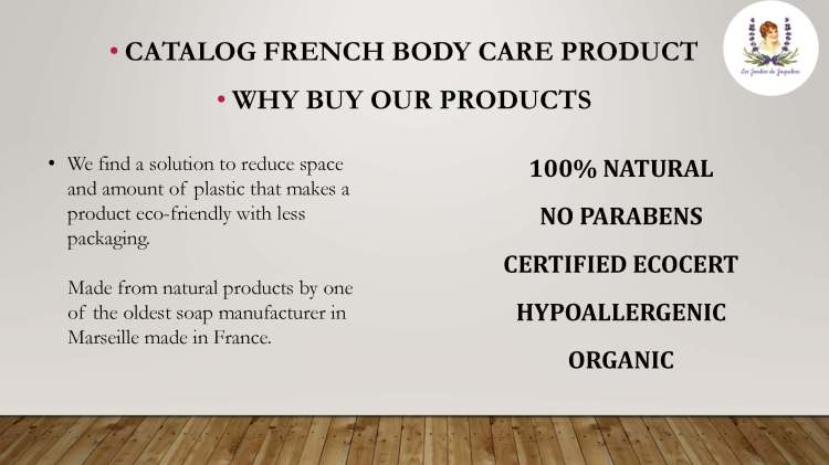 French Cleaning Products