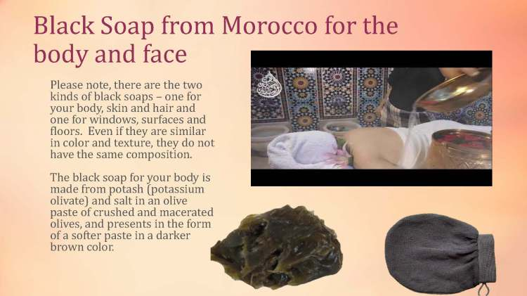 Hammam Spa Products